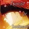 Lavi - Exorcist or Bookman? by Mayorati