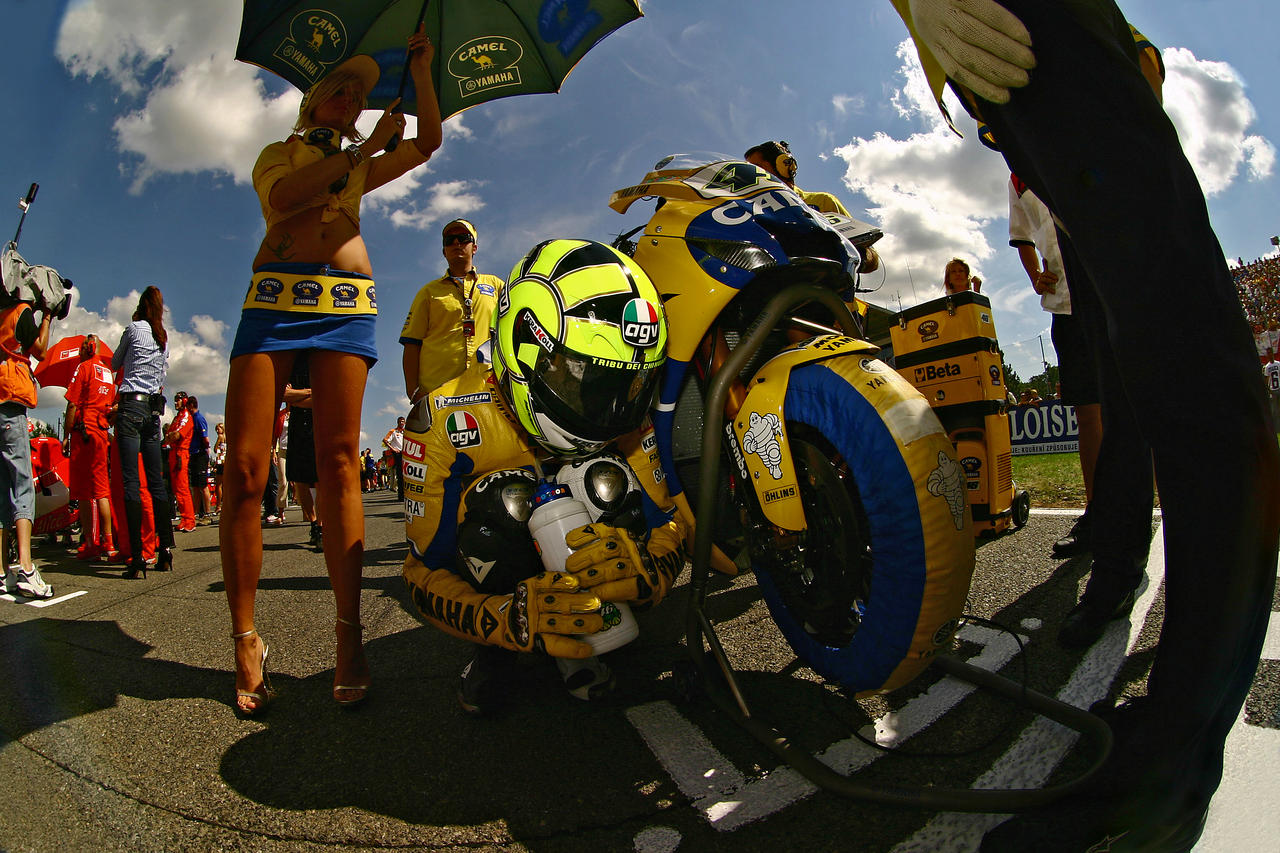 Valentino Rossi by RadeCZECH