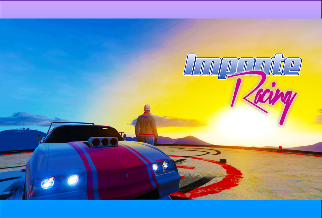 Imponte Racing Ad Gta Online Wallpaper By Piedough On