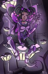 Cyborg Moon Fairy