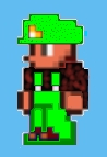 green mario????? whats his name........ by lobsauce