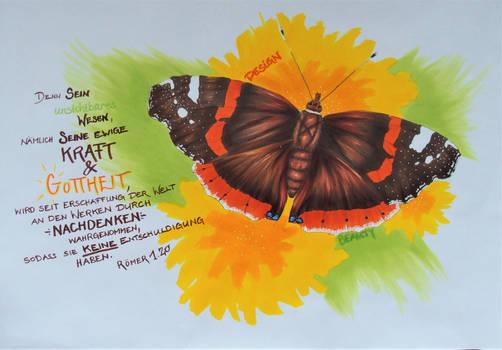 Design Beauty Butterfly
