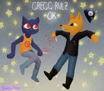 Gregg Rulz (+speedpaint)