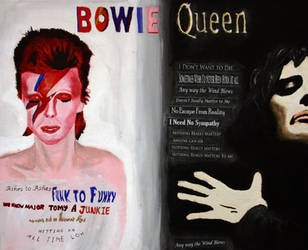 Bowie-Queen by Athos01