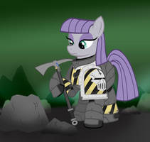 Maud the Stonewrought by Athos01