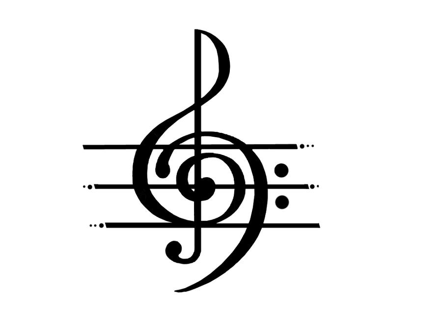 music clipart 4 by ladyeru on deviantart rh ladyeru deviantart com music staff clipart images music notes clipart images