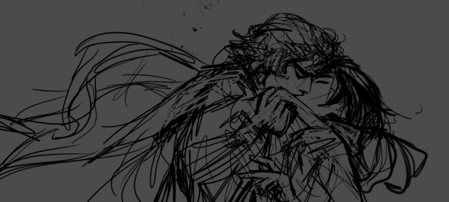 The Source 2 Sketch by LadyEru