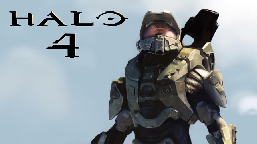 Halo 4 by artofmarius