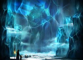 Frozen Solid by artofmarius