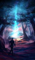 The Shining by artofmarius