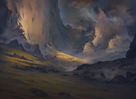 Mountains by artofmarius