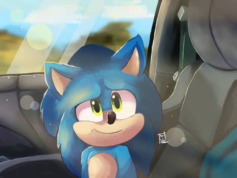 Road trip (sonic the hedgehog movie)