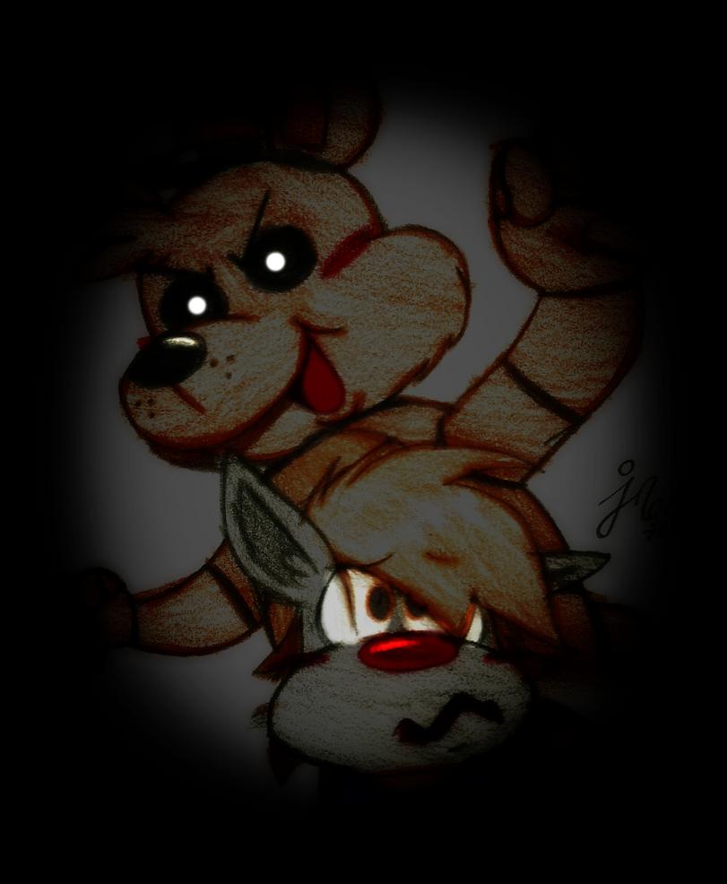 Five Nights At Freddy's by Jusu-Tengu