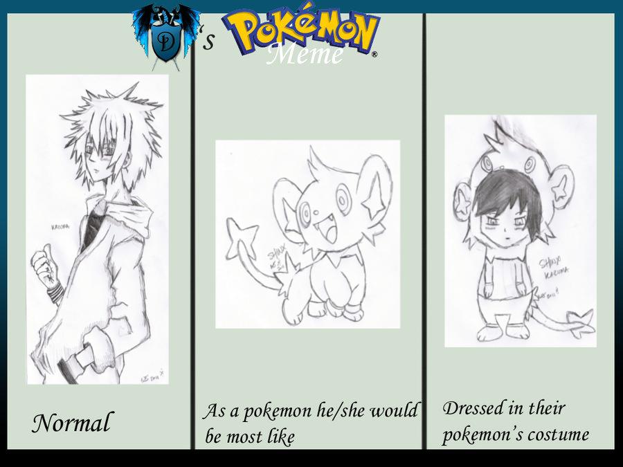 Pokemon Meme by Stil-Life