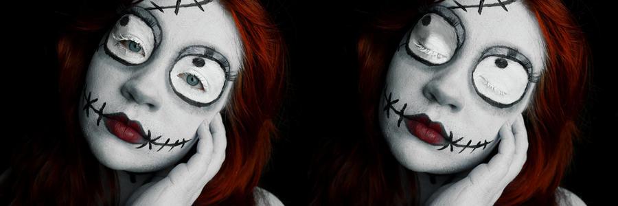 Sally : Nightmare before Christmas by SydneyNicole