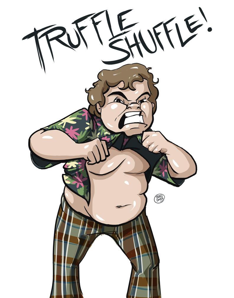 TRUFFLE SHUFFLE by bradsmith20