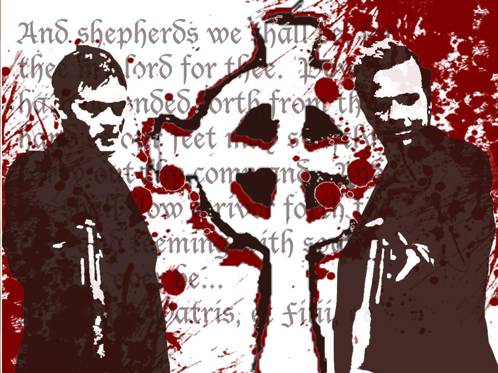 Boondock Saints By Burnell On DeviantArt