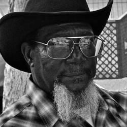 Mr. Cowboy Parking Lot