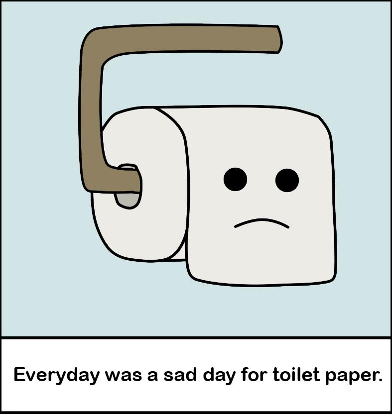 Sad Day by Hamballoon