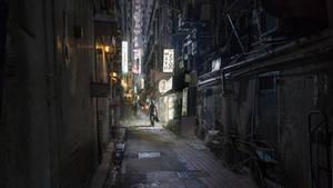 Dangerous alley