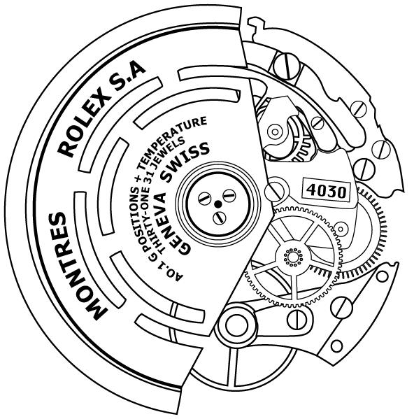 a rolex by zagreus36 on deviantart