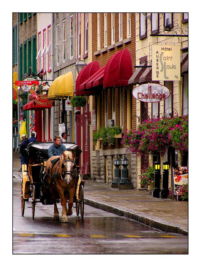 Quebec city by karinbreem