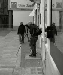 Shooting the photographer by nicokap