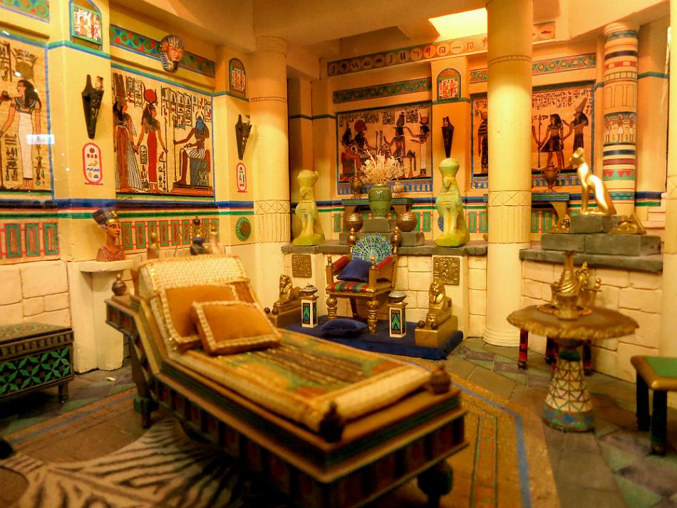 Ancient Egypt Room By Miakyou On Deviantart