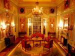 Victorian-Era Lobby