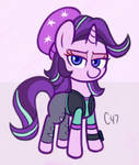 Starlight Glimmer EQG Pony