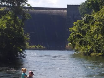 dam by KarasuFang