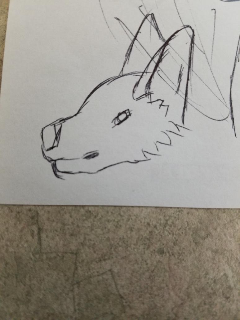 Wolf 2 by KarasuFang