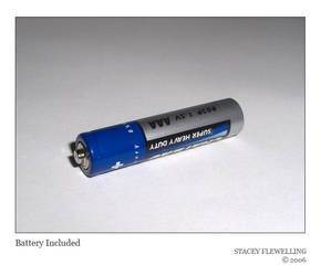 Battery Included by coil