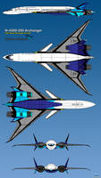 N-4300-350 Garuda Indonesia