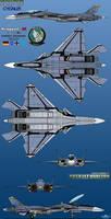 IFX-35 ADF Cygnus - Kriegwolf-One