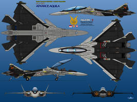 IFX-45R Advanced Aquila by haryopanji