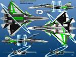 IFX-45R Advance Aquila - Phantom 13 - Going Ghost!