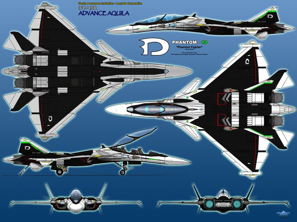 Ifx 45r Advance Aquila Phantom 13 Phantom Mode By