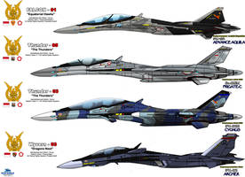IFX Project - Indonesian Air Force
