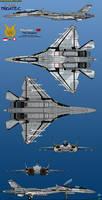 Su-53M Frigate-C TNI-AU (Indonesian Air Force)