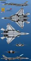 IFX-35C Cygnus TNI-AU