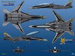 IFX-25S Mark II (Deep) Strike Archer