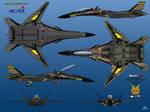 IFX-25A 6-View Aggressor Team