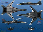 IFX-25S mark-III 6-View Yukikaze