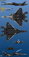 IFX-35D Cygnus TNI-AU 2