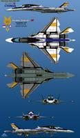 IFX-35V (Freedom) Cygnus - TNI AU