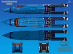 Thunderbird 2 (TB-2) Hypersonic Transport