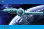 Thunderbird 6 (TB-6) Space Station