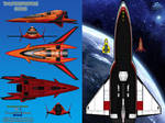 Thunderbird 7 (TB-7) High Speed Mini Aircraft