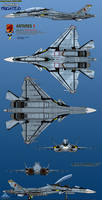 Su-55SM Frigate D  Antares One